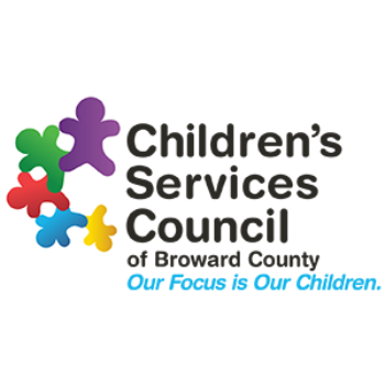 Logo for Children's Services Council of Broward County