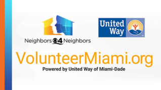 Logo for the United Way of Miami-Dade County
